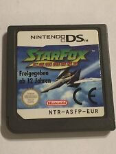 Nintendo DS DSL DSi Starfox PAL Juego CARTUCHO solo Star Fox Command