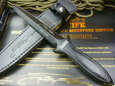 RAMBO FIRST BLOOD PART II  BOOT FULL TANG DAGGER KNIFE SIG EDT HUNTING FK111