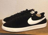 Men's Nike SB Blazer Low GT Grant Taylor Sz 11 skate Shoes Black Sail white