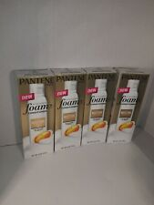 4 Pantene In the Shower Foam Conditioners. Daily Moisture Renewal 6 Oz ea