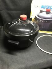 Nordic Ware Tender Cooker Microwave Pressure 2.5 Quarts Cooker     F