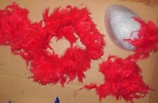 NWT Feather tap skirt w/arm bands & teardrop hat girls Dance costume 3 Colors
