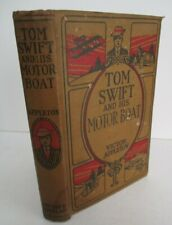 TOM SWIFT AND HIS MOTOR BOAT  by Victor Appleton, 1920s Printing