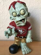 San Francisco 49ers - ZOMBIE - Decorative Garden Gnome Figure Statue