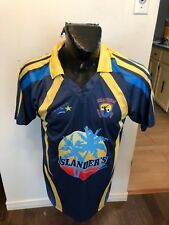 Mens Large Cricket Jersey Islanders Sports Club