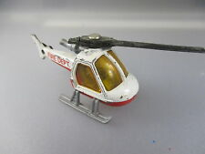"Matchbox/ Helicopter ""Fire Dept""   1:110 Scale, Hubschrauber  (GK16)"