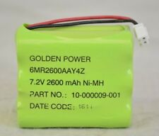 2gig  Battery Pack Control Panel Go Replacement Back Up batt2X NOB