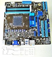 ASUSTeK M5A78L-M/USB3 AM3+ AMD Server Motherboard & I/O uATX 90-MIBG70-G0EAY00Z