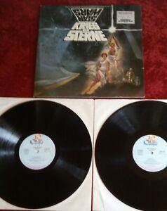 Star Wars • Krieg der Sterne - Doppel Vinyl LP Soundtrack 1977 Orig.German Press