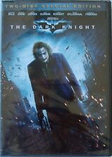 The Dark Knight (DVD, 2008, 2-Disc Set, Special Edition) # 085391176589