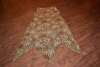 C13- Maggy London 100% Silk Animal Print Sleeveless Dress Size 10