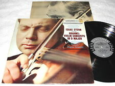 "Isaac Stern ""Brahms:Violin Concerto In D Major""1960 LP,EX!,Demo,Columbia ML-5486"