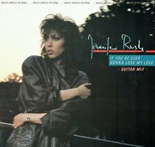 JENNIFER RUSH - If You're ever gonna lose my love (guitare vinyl-maxi #g1951819