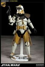 SIDESHOW EXCLUSIVE STAR WARS COMMANDER BLY 327TH STAR CORPS 1:6 SCALE