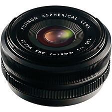 Fujifilm Fujinon XF 18mm f/2.0 Lens - NEW - FUJI USA WARRANTY