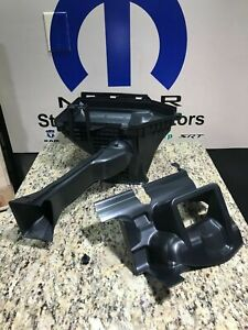 19-20 Dodge Charger SRT Scat Pack Daytona Hellcat Ram Air Box & Tube Shield OEM