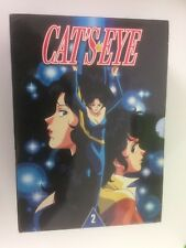 Cat's Eye Coffret N 2 dvd 6 à 10