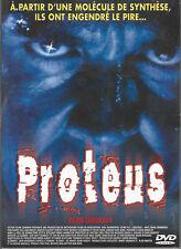 DVD : PROTEUS, Dieu Marin Grec bateaux, drogue, génétiques,horreur, mutant, labo