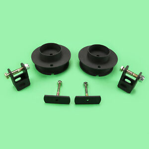 """2014-2019 Ram 2500 4WD Steel Front 2.5"""" Lift Kit With Shock Extender"""