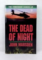 1st print US ed  The Dead of Night  by John Marsden  Tomorrow Series #2  used PB