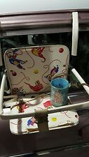 vintage 1950's baby car seat