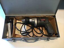 Black Amp Decker Hammer Drill 38 Vsr Hammer Drill Model 5070 Used