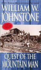 Quest Of The Mountain Man by William W. Johnstone, Good Book
