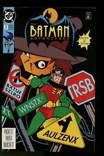 BATMAN ADVENTURES #5 NEAR MINT 9.4 1993 DC COMICS