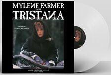 Mylene Farmer, BO du clip Tristana , Maxi Vinyl Blanc - Neuf