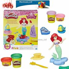 Play-Doh Disney Princess Ariel and Undersea Friends Girls Christmas Toy Fast Del