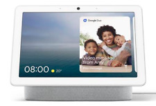 Google Nest Hub Max / Chalk / Brand New in Sealed Box...RRP £219