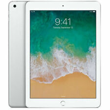 Apple iPad 6. Gen. 32GB, WLAN, 24,64 cm, (9,7 Zoll) - Silber