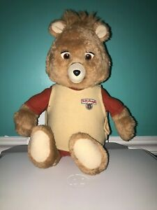 #2 Vintage Teddy Ruxpin 1992 model 2810 Very Clean see pictures  I have TWO