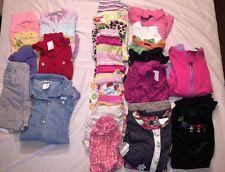 Girls Mixed Lots size 4/5 Oshkosh Wonder Kid Rare Edition Shorts T-shirts Pants