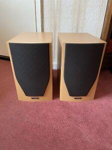 Mission M72 Bi-Wired Speakers 100W