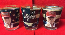 PRESIDENT DONALD TRUMP MAKE AMERICA GREAT AGAIN SHOT GLASS NEW