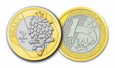 BRAZIL - 2016 RIO OLYMPIC GAMES - 1 REAL COIN - MASCOT - TOM