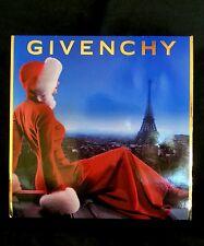 "Givenchy Paris France L'Espirit De Noël D'Organza rare set ""Spirit of Christmas"""