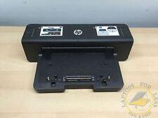 HP HSTNN-I11X Docking Station 688169-001 685339-002 USB 3.0