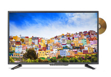 "New Sceptre 32"" FHD FULL HDTV 1080P LED HD TV E325BD-FSR with Built-in DVD Combo"