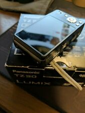 Panasonic LUMIX DMC-TZ30 14.1MP Digital Camera - Black