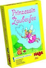 HABA Mitbringspiel Prinzessin Zauberfee Mal- und Memospiel 4094  ab 4 Jahre -