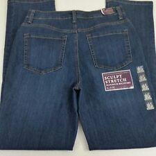 Gloria Vanderbilt Womens Jeans Sz 6Avg Amanda Heritage Fit Classic Rise Med Wash