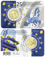 BELGIEN 2 EURO EUROPÄISCHES WÄHRUNGSINSTITUT (EMI) 2019 - WALLONISCH COINCARD
