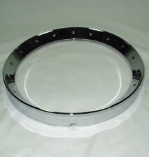 Banjo Tone Ring-18 hole flat top Gibson pattern chrome