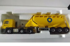 CORGI CC12709 1:50 ERF ECS FELDBINDER TANKER BLUE CIRCLE CEMENT MIB LTD EDIT