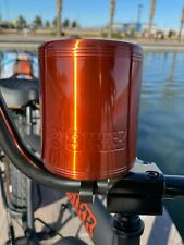 SIKK Cruiser Bicycle Stainless Steel Insulated Cup Holder - COPPER