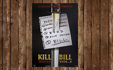Original Movie Poster -KILL BILL VOL 2 - 100x140 CM - Quentin Tarantino