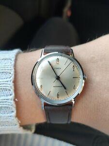 Original Timex Marlin M24 Serviced 1968 Vintage