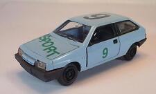 UDSSR USSR 1/43 Lada VAZ 2108/09 Sport blau OVP #313